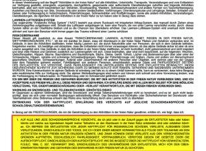 Haftungsausschluss (Selkirk-Tangiers)