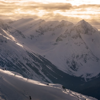 Panorama in Whistler