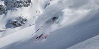 Tiefschneefahren in Whistler