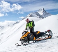 Toby Creek Snowmobile