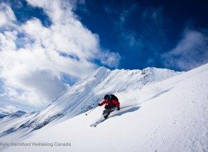 RK Heli Skiing