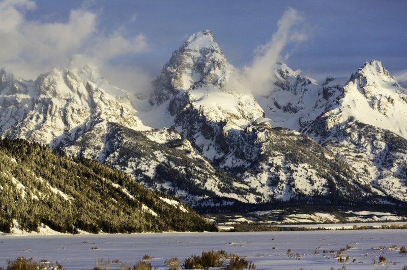 Teton Berge Jackson Hole