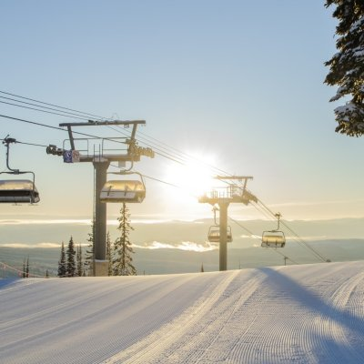 Sunburst Chair in Sun Peaks
