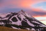 Crested Butte Sonnenuntergang