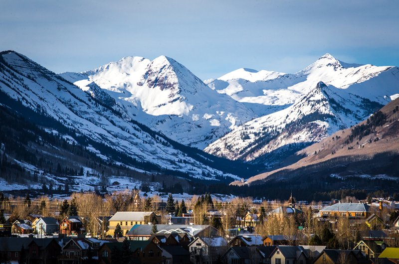 Paradise Divide Crested Butte