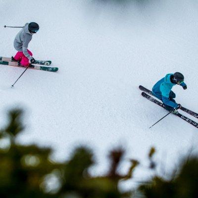 Skifahren in Whistler