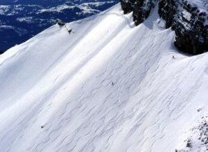 Tiefschneehang Jackson Hole