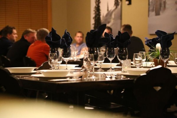 Galena Abendessen