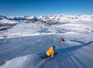 Banff - Piste