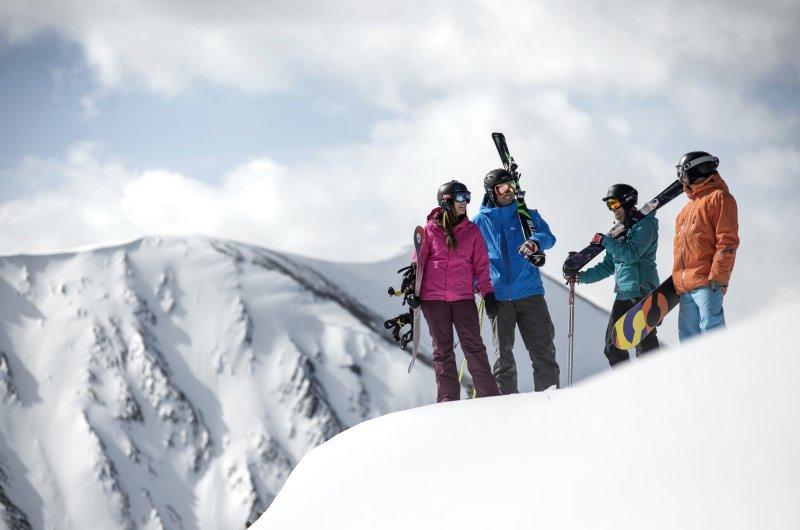 Panorama Skiing
