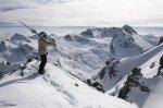 Panorama Tyax Heli-Skiing