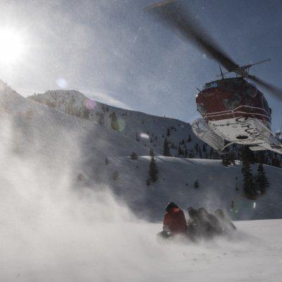 Tyax Heli-Skiing