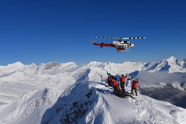 CMH Heli-Skiing Gruppe