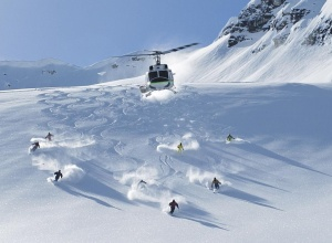 RK Heli-Skiing
