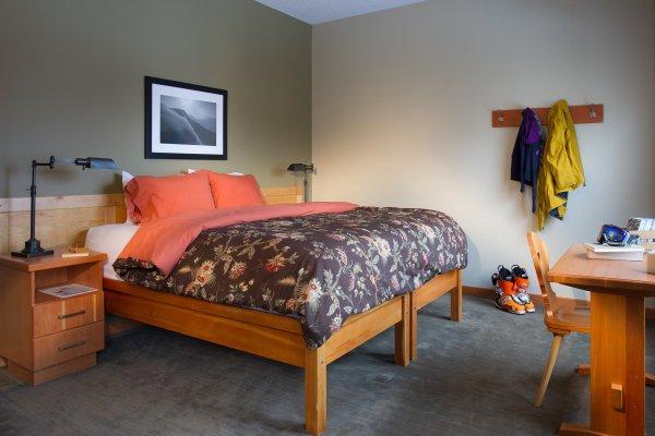 Cariboos Bedroom