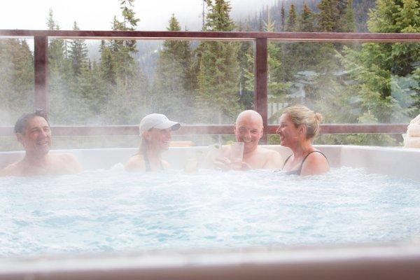 Cariboos Hot Tub