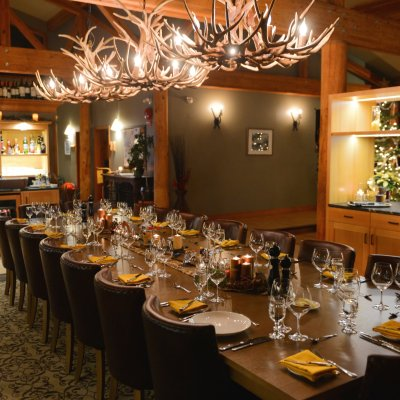 Valemount Dining Room