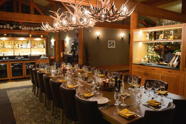 Valemount Dining Room