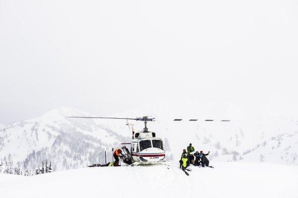 CMH Heli-Skiing - The Public Works
