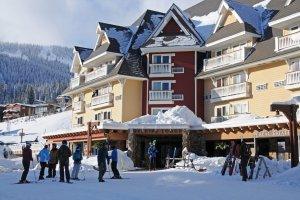 Schweitzer Mountain Resort - Selkirk Lodge