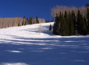 Piste The Canyons