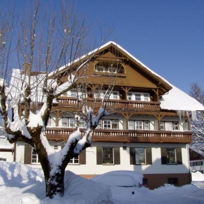 Gasthof Krone in Mittelberg