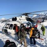 Kamtschatka Heli-Skiing