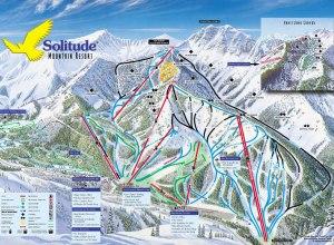 Karte: Solitude