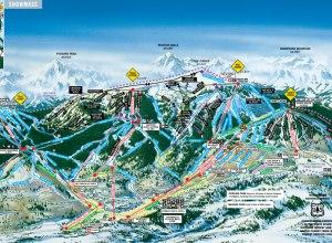 Karte: Aspen Snowmass
