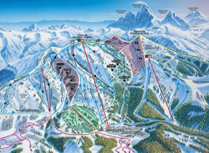Karte: Grand Targhee