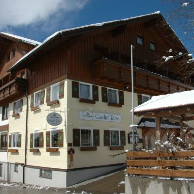 Gasthof Rose Oy-Mittelberg