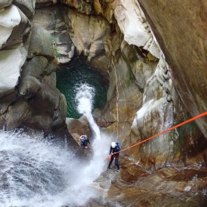 Outdoorzentrum Allgäu Canyoning Tessin 2