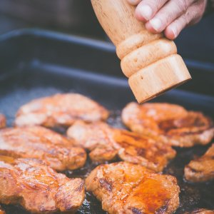 Outdoorzentrum Allgäu Fleisch BBQ