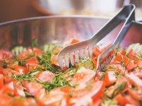 Outdoorzentrum Allgäu Salat BBQ
