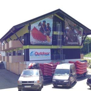 Outdoorzentrum Allgäu Haus