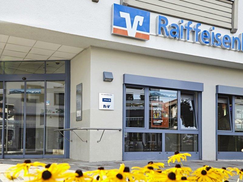 Oberstdorf - Raiffeisenbank