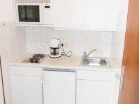 205 Küche mit Microwelle