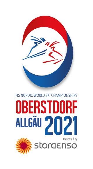 Logo WM 2021 Oberstdorf