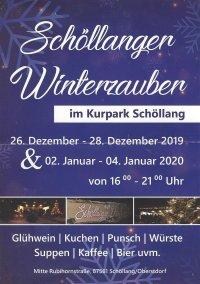 Schöllang Winterzauber