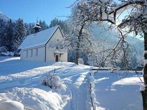Winter in Reichenbach