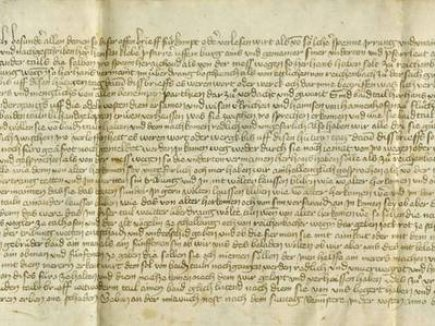 Zinsbrief -Zehenthkauf -Gutsuebergabe -Vertrag-von-1463 01 55958b3f74