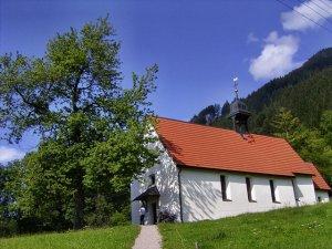 Die Kapelle in Reichenbach