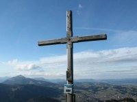 Gipfelkreuz Reuter Wanne