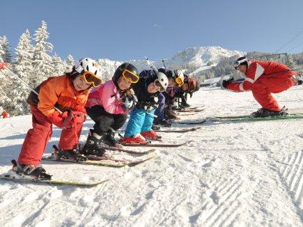 Bad Hindelang Tourismus Wolfgang B. Kleiner Skischule