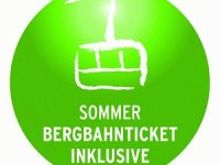 Sommer Bergbahnticket inclusive