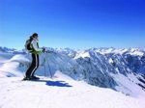 Skifahren Nebelhorn