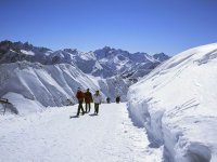Winterwanderweg Nebelhorn