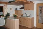 Kochbereich in Ferienwohnung Hörnerblick