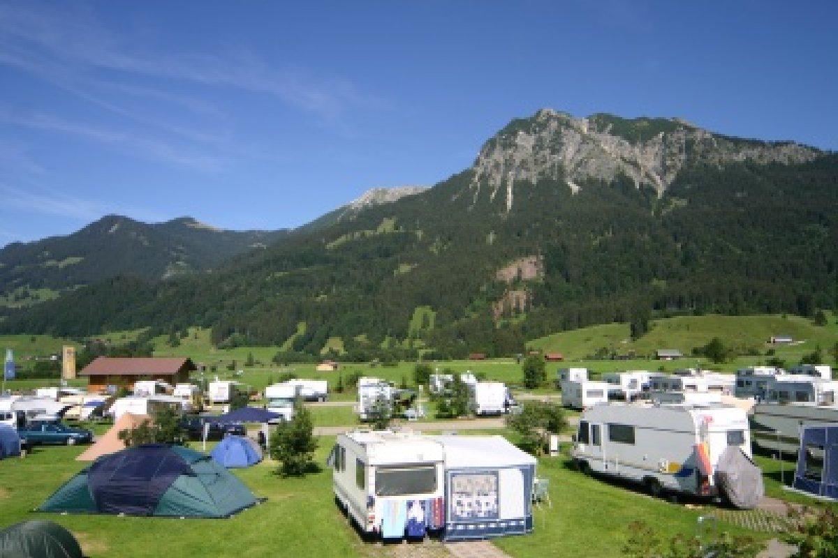 Rubi camping