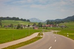 Landstraße nach Rubi